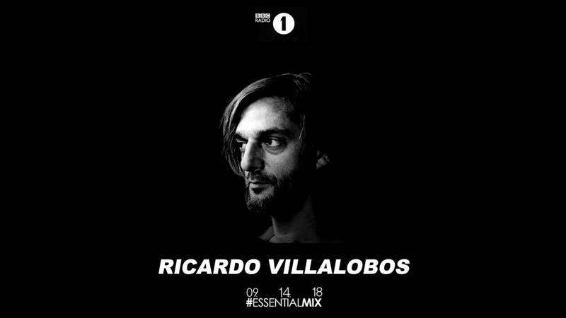 Ricardo Villalobos BBC Radio 1 - Essential Mix - 09.14.2018