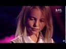 Essa menina da Ucrânia CANTA MUITO! Você NÃO VAI ACREDITAR que é ela cantando!