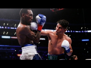 Лучшие моменты: Майки Гарсия vs Роберт Истер | Highlights