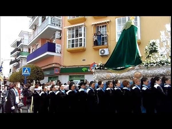 Domingo de Ramos 2018 Pollinica ALHAURIN de la TORRE marchas procesionales 25 03