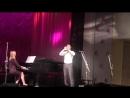 Аве мария на отчетном концерте в филармонии