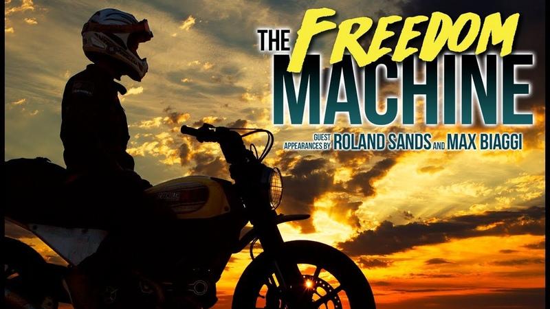 The Freedom Machine MotoGeo Short Film (HD)