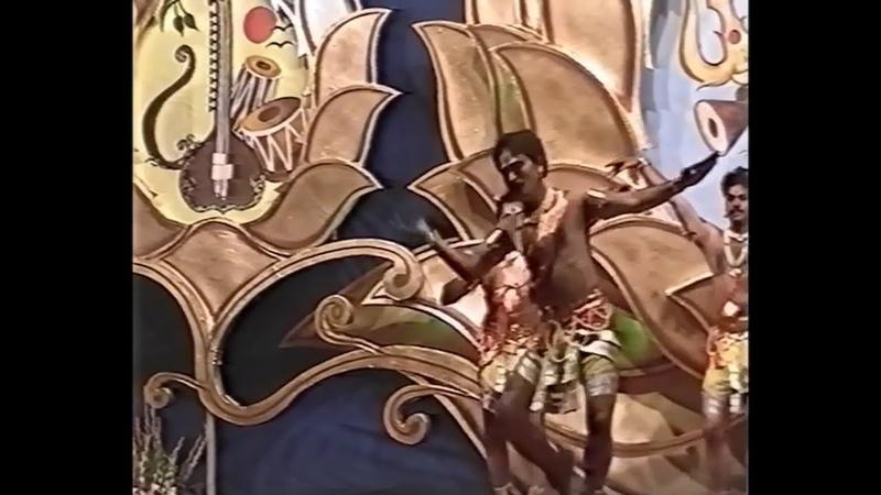 2001 0223 Evening Program At Mahashivaratri Puja Pune India