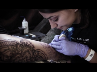 Alpha.Tattoo на 7 Сибирском Тату Фестивале