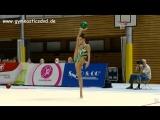 Ekaterina Selezneva - ball (квалификация) Gran-Prix - Brno, Czech Republic - 13-14.10.18