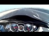 Hayabusa top speed 300 km_h rev limiter @11k on 6th gear