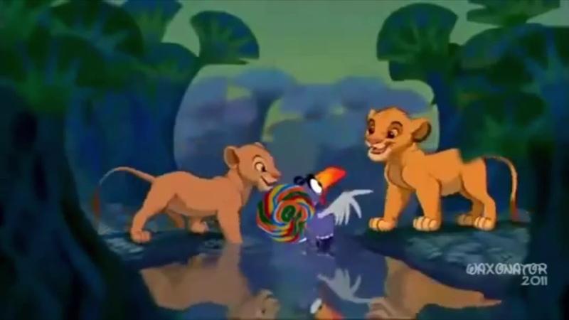 YouTube Poop - Simba And Nala Go To White Castle