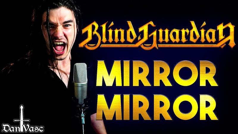 Mirror Mirror - BLIND GUARDIAN Cover | Feat. Cederick Forsberg