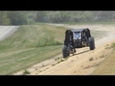 DARPA Demonstrates Vehicle With Multi Mode Extreme Travel Suspension