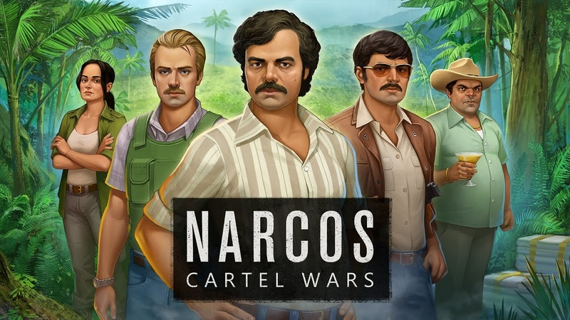 Narcos: Cartel Wars - Gameplay Trailer