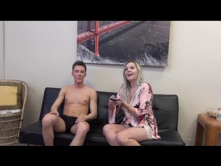 Velvet skye (watching porn with my mom) incest milf mature mother son sex porno
