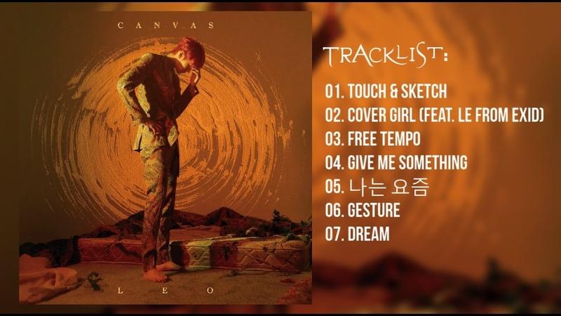 [Debut Album] Leo – 'CANVAS'