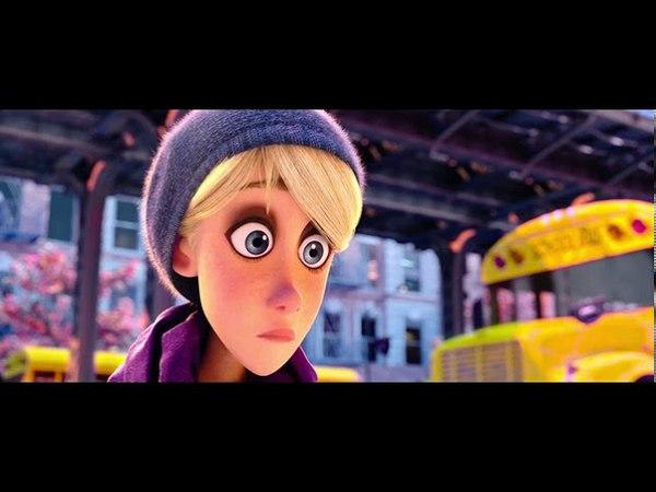 Крутой мультфильм про семейку монстров