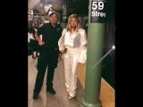 Ферги в метро Нью-Йорка (150518)