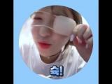 180825 Wendy (Red Velvet) @ Eye Contact Cam