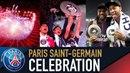 Шикарное видео с церемонии награждения «ПСЖ»