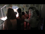 Детский хор воскресной школы храма в честь Преображения Господня