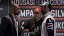 Bellator 206 Media Day Staredowns - MMA Fighting
