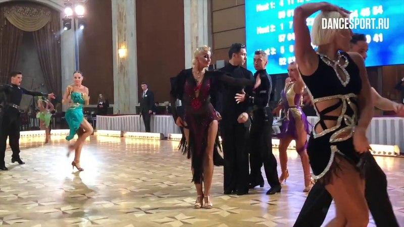 Jokubas Venckus - Migle Klupsaite LTU   WDSF World Open Latin - Jive