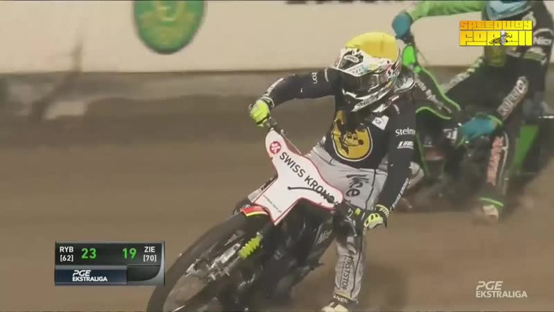 Speedway 2018 Baraż o Ekstraligę Rewanż ROW Rybnik vs Falubaz Zielona Góra All Heats (07. 10. 2018) [VDownloader]