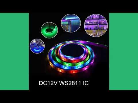 Flexible Ws2811 Led Strip | WS2811 LED Strip | Addressable WS2811 LED Strip