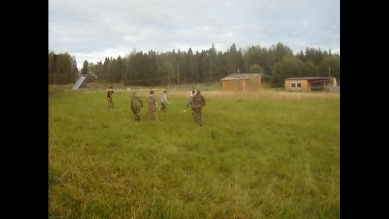 MOV06672 15. 08. 18г. курсанты Суворовцы в Яковпарке.