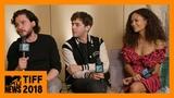 Xavier Dolan, Kit Harington &amp Thandie Newton on 'The Death and Life of John F. Donovan' TIFF 2018