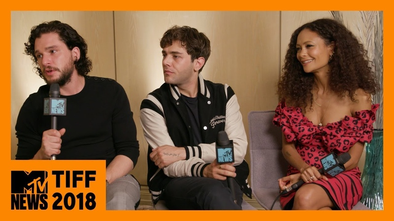 Xavier Dolan, Kit Harington Thandie Newton on 'The Death and Life of John F. Donovan' | TIFF 2018
