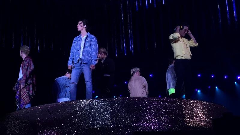 181111 [HD] Super Junior - Sorry Sorry (ss7encoreinbkk)