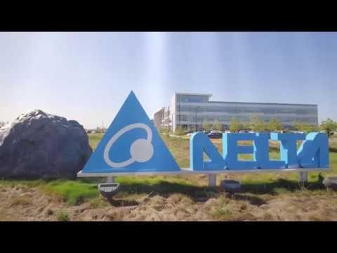Delta Green Building - Delta's Americas HQs