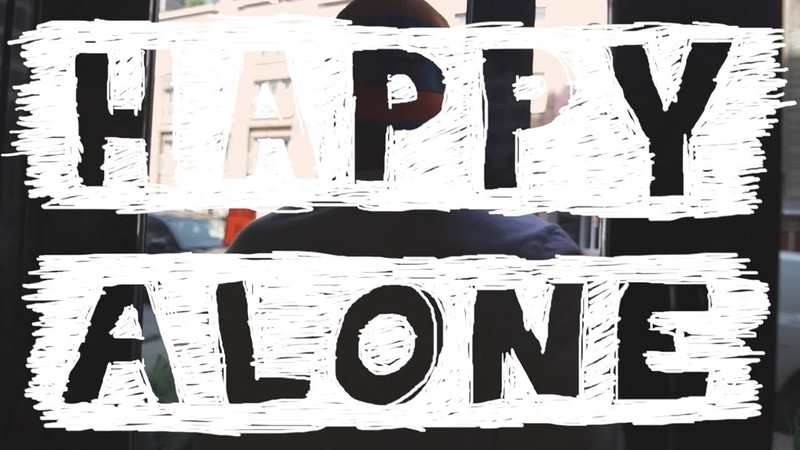 Oh Mic! - Happy Alone (Lyric Video)