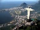 80 чудес света: Бразилия: Рио-де-Жанейро: Статуя Христа Искупителя: Часть 8