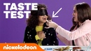 Blindfold Taste Test w/ Lizzy Greene, Riele Downs, Breanna Yde More! 🍒 FunniestFridayEver