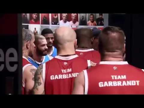 Cody Garbrandt grabs Dillashaw by the Throat on TUF