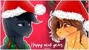 【 MLP Speedpaint 】 - 🎄 Happy new year 🎄 - Paint Tool SAI