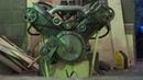 Дукати по Русски 20 . Монстр ожил, самодельный двигатель 2400 куб см
