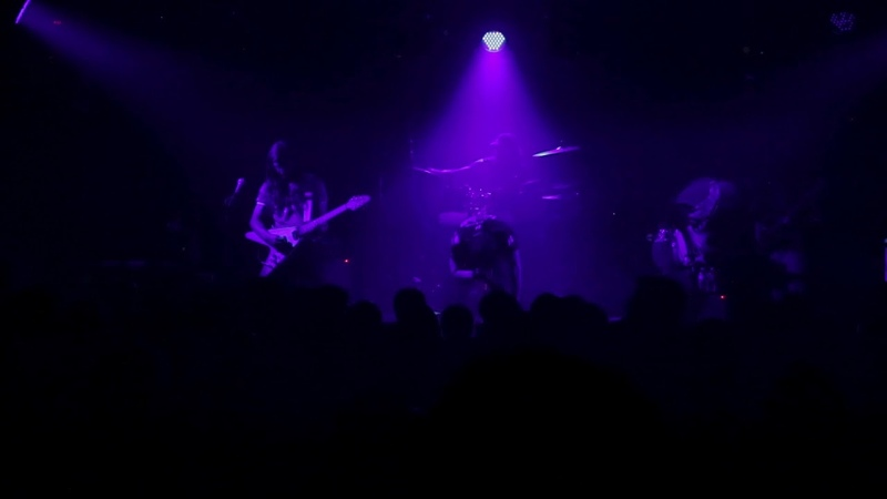 The Voidz - I Turn My Back On Everyone Jam (live in Luxembourg, October 29, 2018)