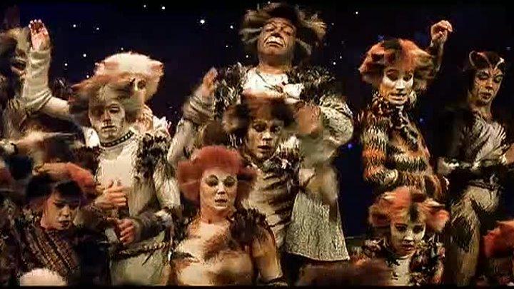 Great Performances Cats (1998) - мюзикл Кошки (с русскими субтитрами)
