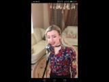 Сара Окс on Bigo Live - Лирика