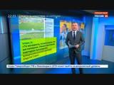 Гол Романа Локтионова в эфире