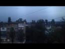 Докучаевск 16.07.2018г. Под вечерним обстрелом 1