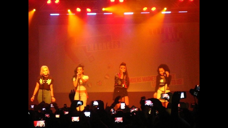 Little Mix - DNA Italian special event (20 april 2013) Milan (FULL)