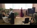 """Моцарт""""Ария Церлины""""из оперы""""Дон Жуан"""""""