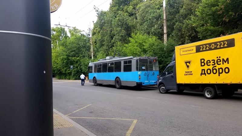 12 троллейбус VID_20180618_071207