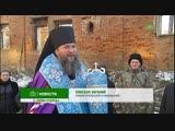 В поселке Нейво-Рудянка был совершен чин освящения крестов и куполов