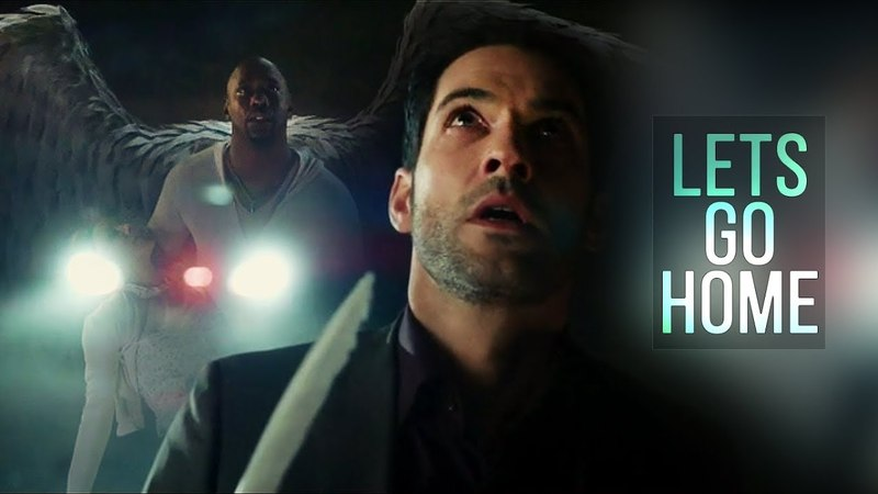 Lucifer Let's Go Home 3x23