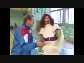Мушкетёры на Спортфаке ч. 2