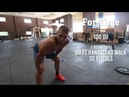 Jacob Heppner Full Crossfit Workout - USA Functional Fitness Test 3 ... for fun