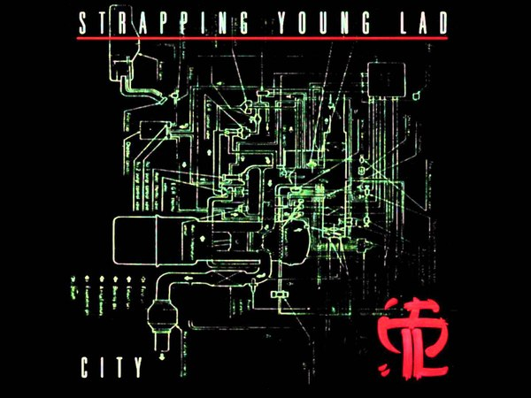 Strapping Young Lad - Oh My Fucking God (High Quality)