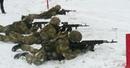 Стрелковый турнир для бойцов спецназа и разведки войск Национальной гвардии